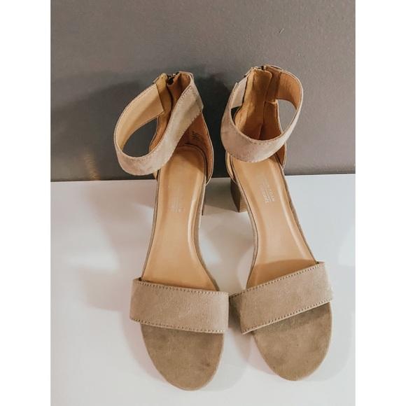 Block heel sandals 👡